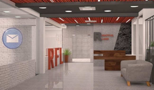 Rightful Labs Is On A Roll With Its New Lively Office