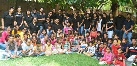 Slum Kids Celebrate Father's Day the Rightful Way