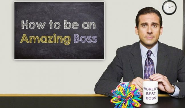 "5 Tips to Follow if You Wish to Become the Ideal ""Good Boss"""